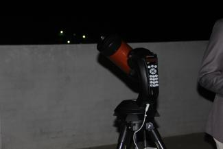 Astronomical Observation at TMUC
